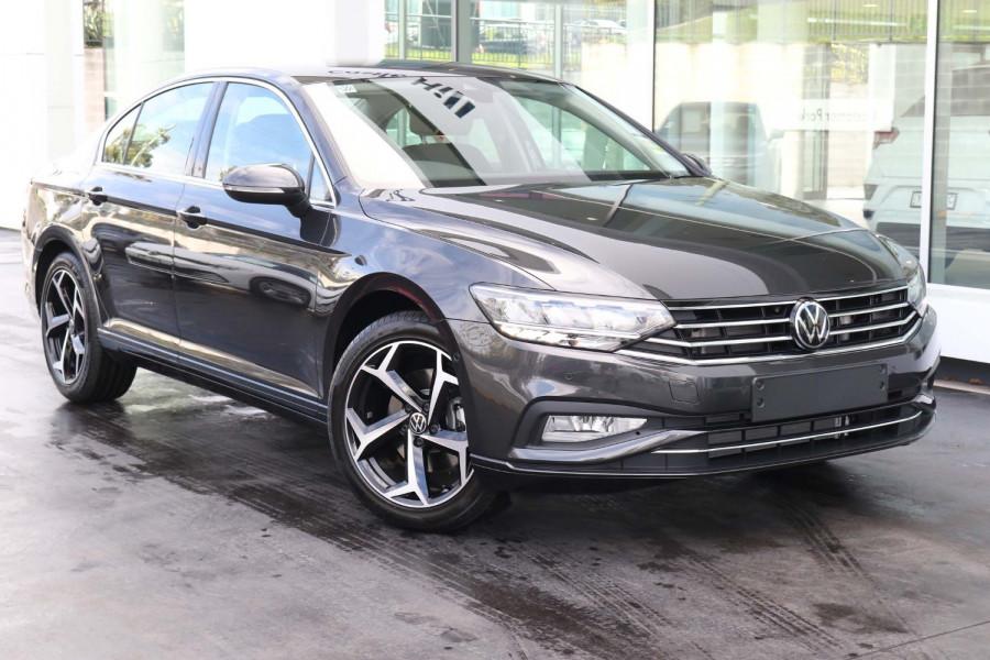 2021 MY20 Volkswagen Passat B8 140 TSI Business Sedan