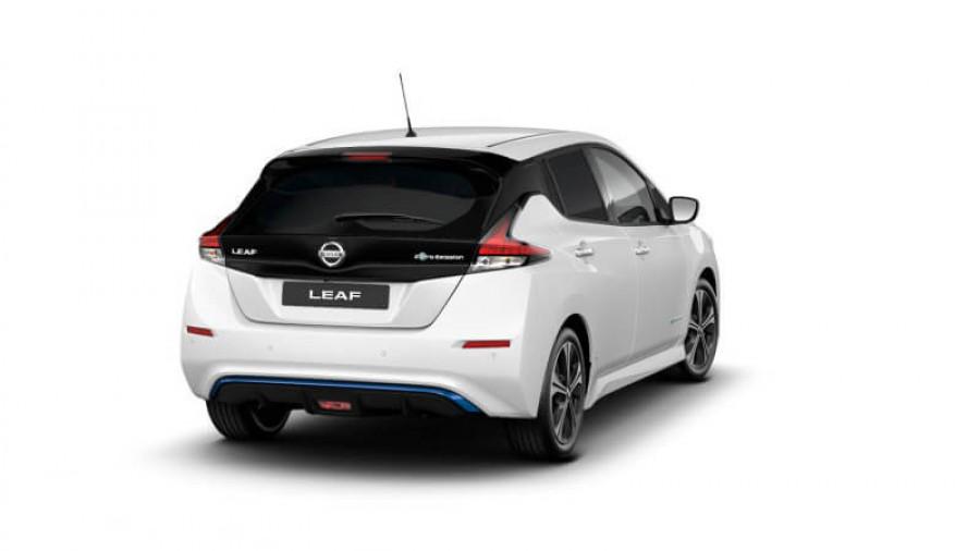 2021 Nissan LEAF ZE1 E Plus Hatchback Image 20