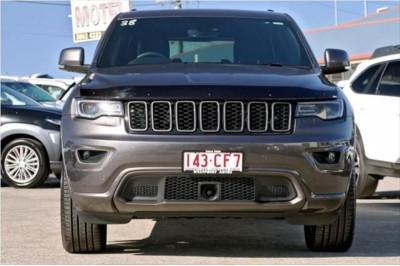 2021 Jeep Grand Cherokee WK MY21 80th Anniversary Suv Image 4