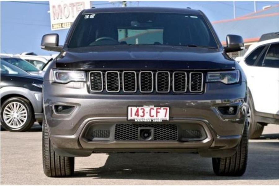 2021 Jeep Grand Cherokee WK MY21 80th Anniversary Suv