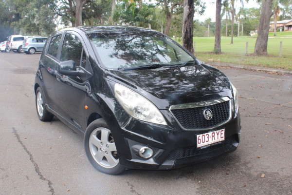 2011 Holden Barina Spark MJ  CD Hatchback Image 2