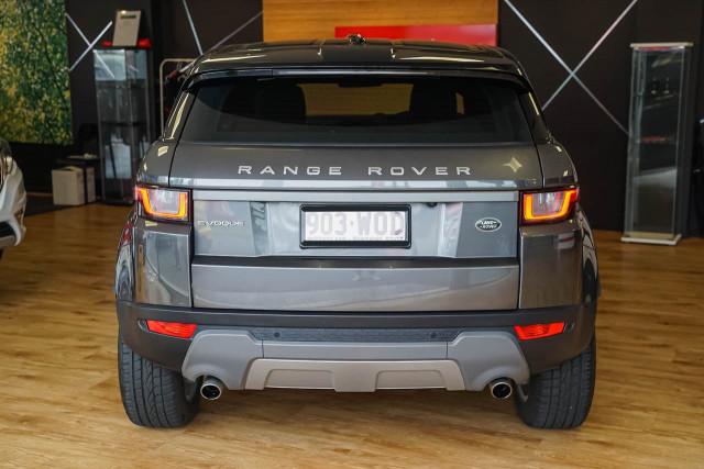 2016 Land Rover Range Rover Evoque L538 MY16.5 TD4 150 Pure Suv Image 4