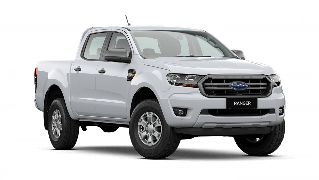 2020 MY20.75 Ford Ranger PX MkIII XLS Utility Image 1