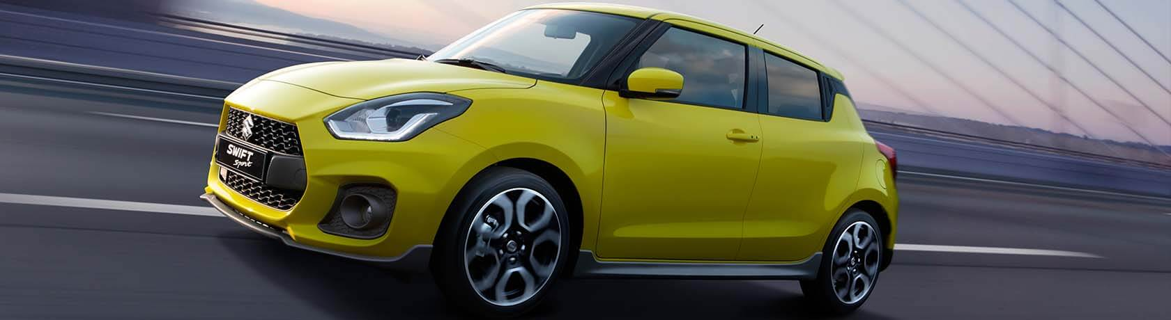 New Suzuki Swift Sport for sale in Cairns - Trinity Suzuki