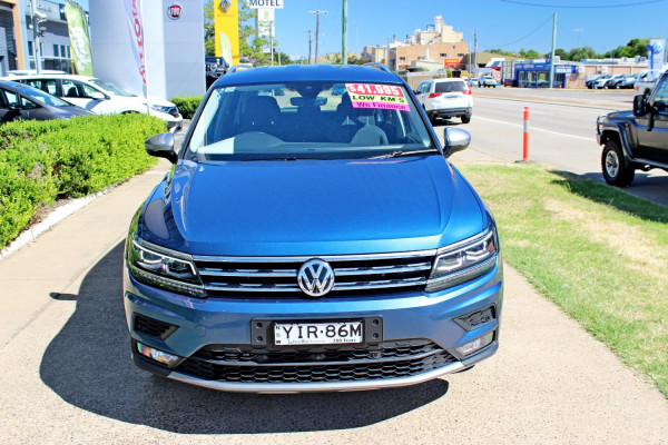 2018 Volkswagen Tiguan Allspace 5N  110TSI Comfortline 110TSI Comfortline - Allspace Wagon