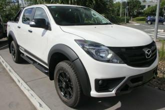 Mazda BT-50 4x4 3.2L Dual Cab Pickup Boss UR