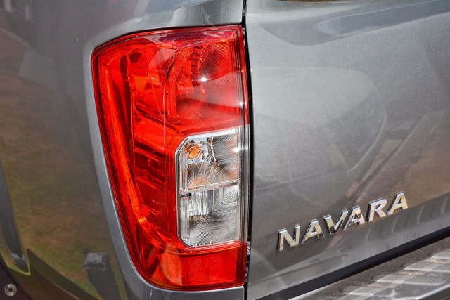 2019 Nissan Navara D23 Series 4 ST 4x4 Dual Cab Pickup Utility Image 5