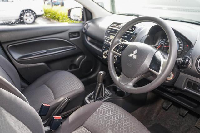 2014 Mitsubishi Mirage LA MY14 LS Hatchback Image 10
