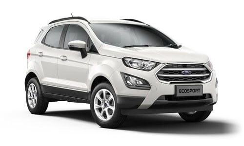 2019 MY19.25 Ford EcoSport BL Trend Sedan
