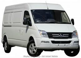 LDV V80 Van LWB Mid Roof