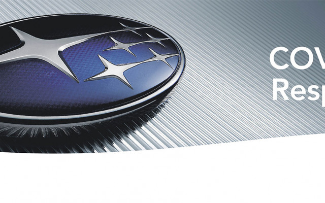 Trinity Subaru has touchless vehicle delivery and pick up
