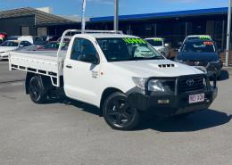 Toyota Hilux Workmate 4x2 KUN16R MY12