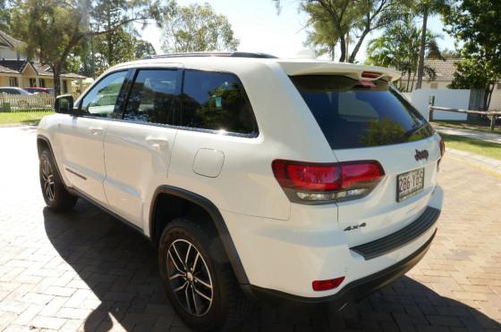 2016 MY17 Jeep Grand Cherokee WK Trailhawk Wagon