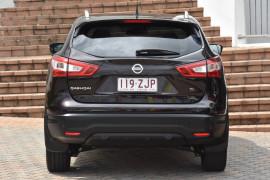 2014 Nissan QASHQAI J11 Ti Suv Image 4