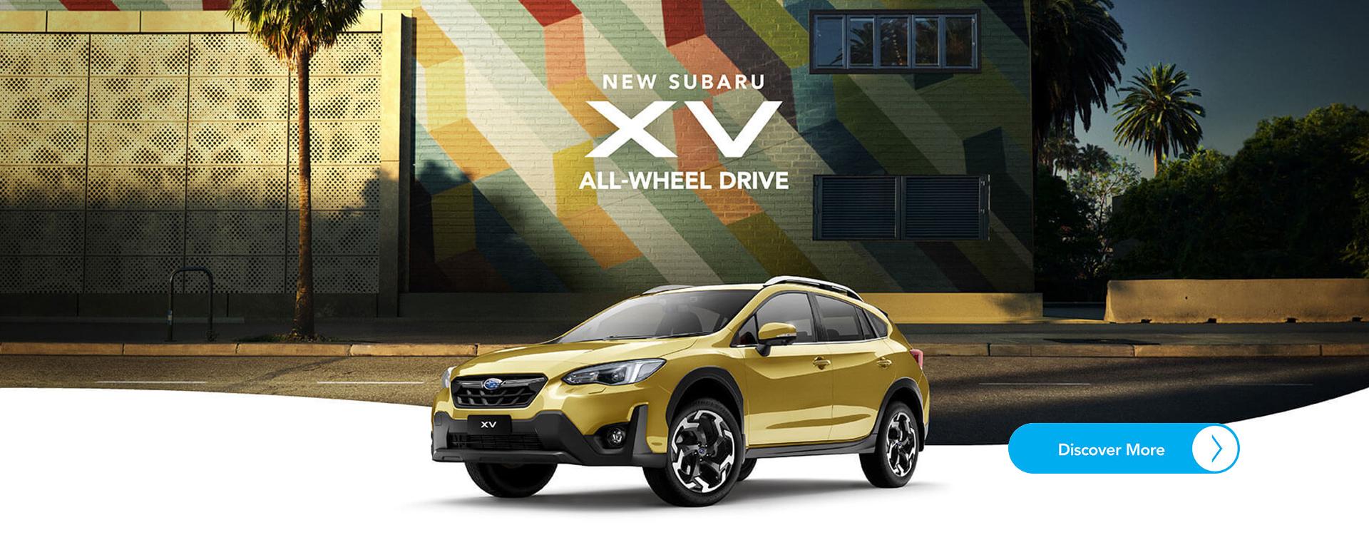 New Subaru XV. Take fun to the next level with the newly imagined 2021 Subaru XV AWD, the original and multi award winning compact SUV.