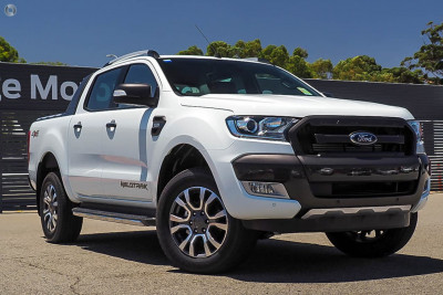 Ford Ranger 4x4 Wildtrak Double Cab Pickup 3.2L PX MkII