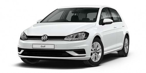 2018 MY19 Volkswagen Golf 7.5 110TSI Trendline Hatch