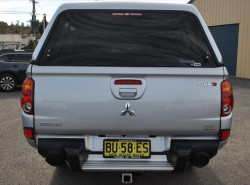 2009 MY10 Mitsubishi Triton MN  GLX-R Utility - dual cab