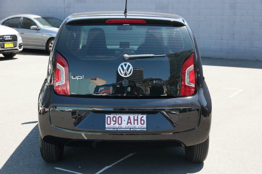 2013 Volkswagen Up! Type AA MY13 Hatch Image 4