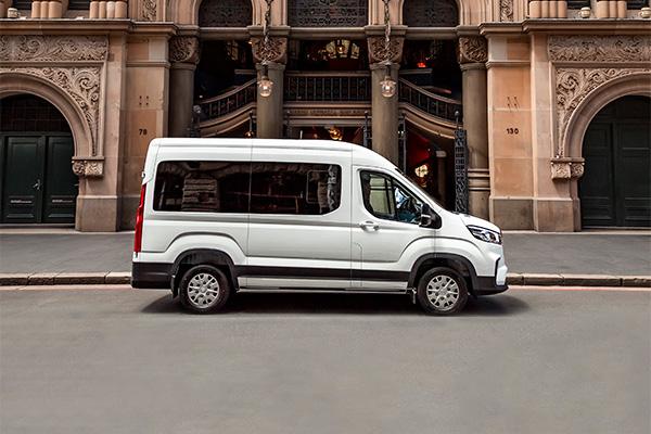 New LDV Deliver 9 Bus