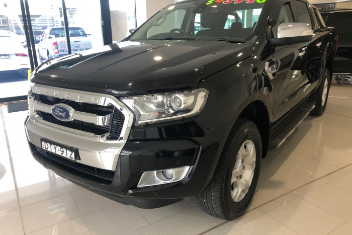 2017 MY18.00 Ford Ranger PX MkII 2018.00 XLT Utility