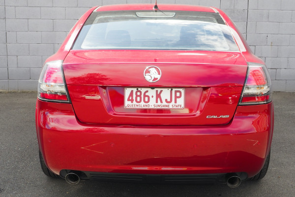 2007 Holden Calais VE VE Sedan Image 4