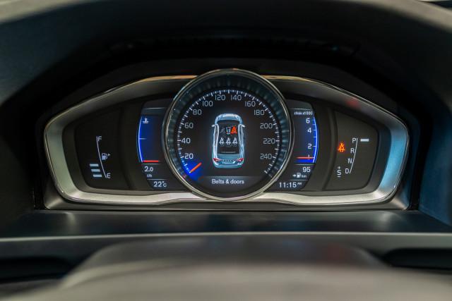2016 MY17 Volvo S60 F Series T6 R-Design Sedan Image 40