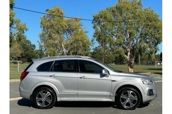 2016 Holden Captiva CG MY16 7 LT (AWD) Suv Image 2