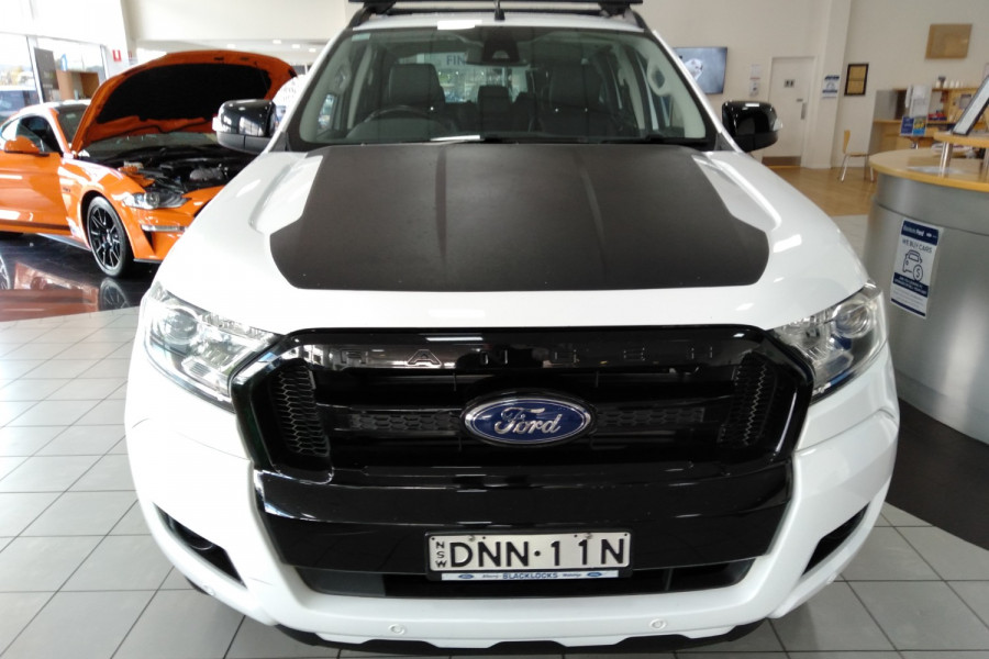 2017 Ford Ranger PX MKII FX4 Utility