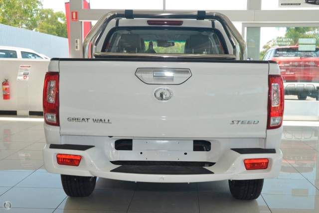 2019 MY18 Great Wall Steed NBP Double Cab Petrol Utility Image 3