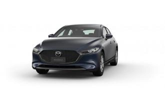 2021 Mazda 3 BP G20 Pure Hatchback Image 3
