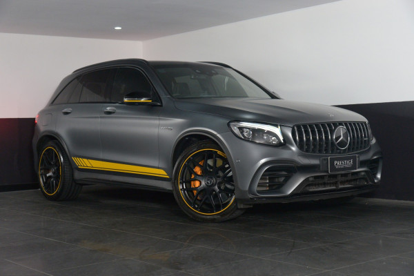 Mercedes-Benz Glc 63 S Edition 1 Mercedes-Amg Glc 63 S Edition 1 Auto