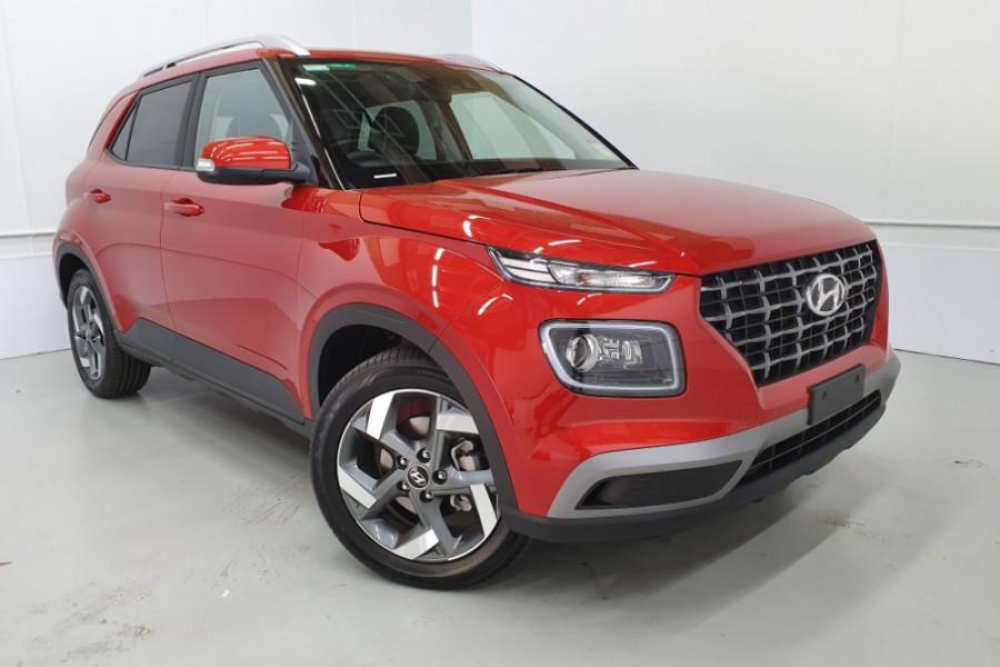 2019 Hyundai Venue QX Launch Edition Wagon