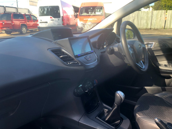 2014 Ford Fiesta WZ Sport Hatchback