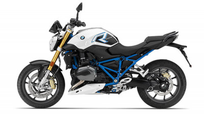 New BMW Motorrad R 1200 R