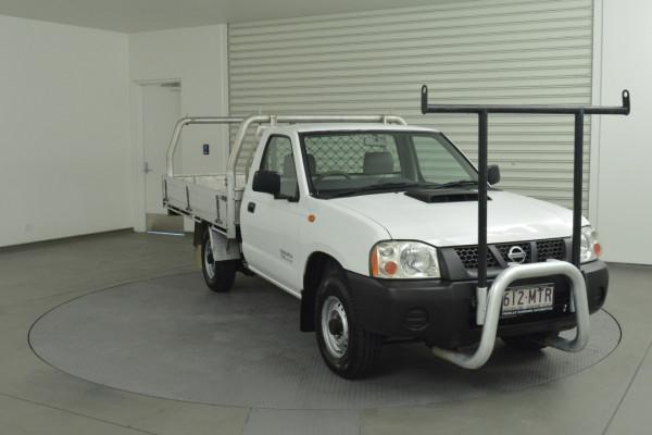 2009 MY08 Nissan Navara D22 MY2008 DX Ute Image 3