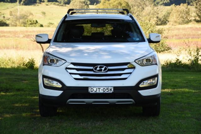 2012 MY13 Hyundai Santa Fe DM Elite Suv Image 3