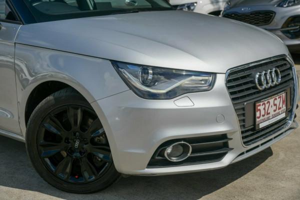 2012 MY14 Audi A1 8X MY14 Ambition Sportback S Tronic Hatchback Image 3