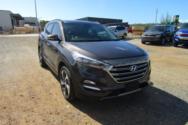 2016 Hyundai Tucson TLE HIGHLANDER Suv Image 3