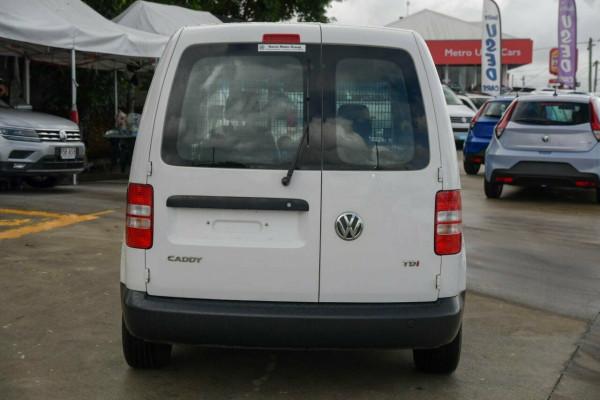 2012 MY13 Volkswagen Caddy 2KN MY13 TDI250 SWB DSG Van Image 4