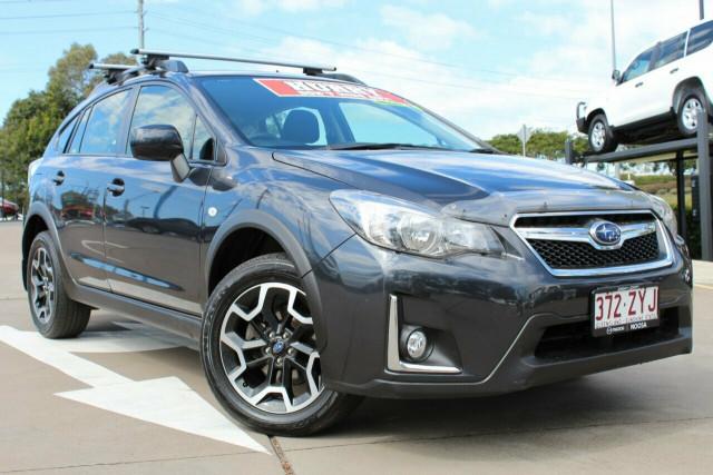 2016 MY17 Subaru XV G4X MY17 2.0i-L Lineartronic AWD Suv