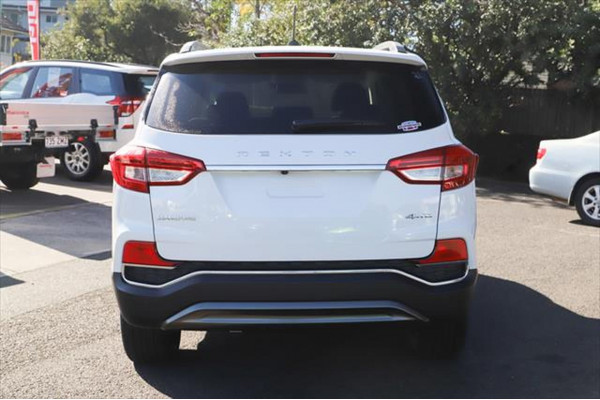 2019 MY20 SsangYong Rexton Y400 ELX Suv Image 3