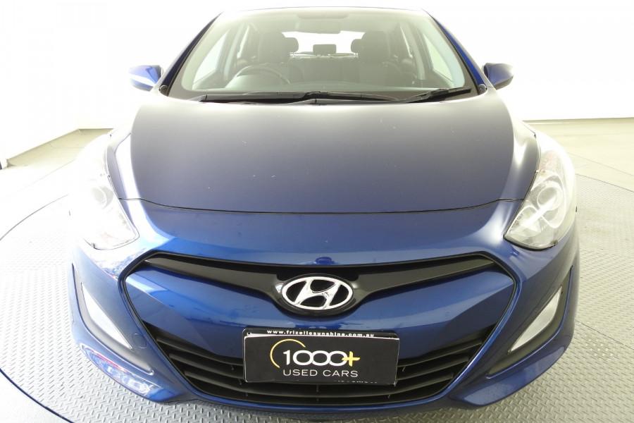 2013 Hyundai I30 GD Active Hatchback Image 11