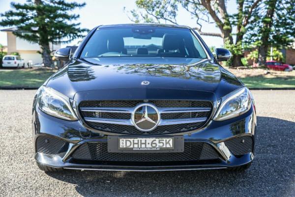 2018 MY09 Mercedes-Benz Mb Cclass W205  C300 Sedan Image 4