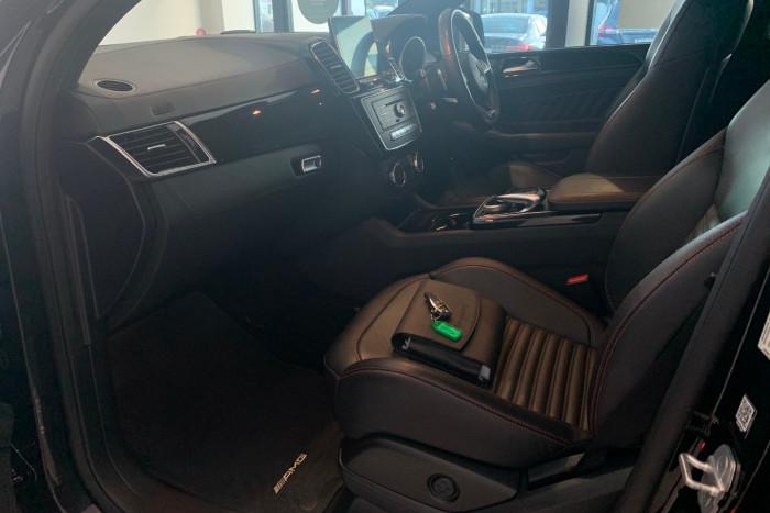 2015 Mercedes-Benz Gle-class C292 GLE450 AMG Wagon