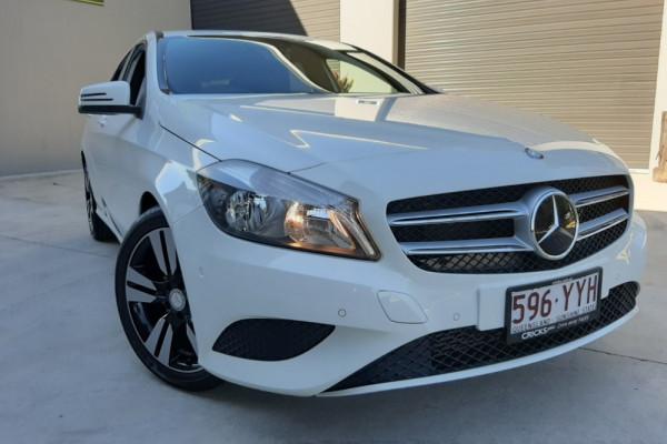 Mercedes-Benz A200 5dr W1
