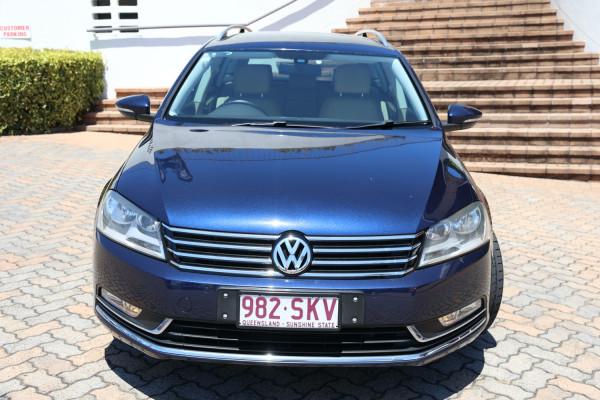 2011 Volkswagen Passat Type 3C MY11 118TSI Wagon