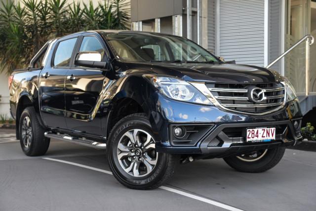 2020 MY19 Mazda BT-50 UR 4x4 3.2L Dual Cab Pickup XTR Ute Image 2