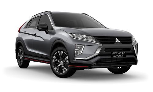 2018 Mitsubishi Eclipse Cross YA ES Sport Edition Wagon