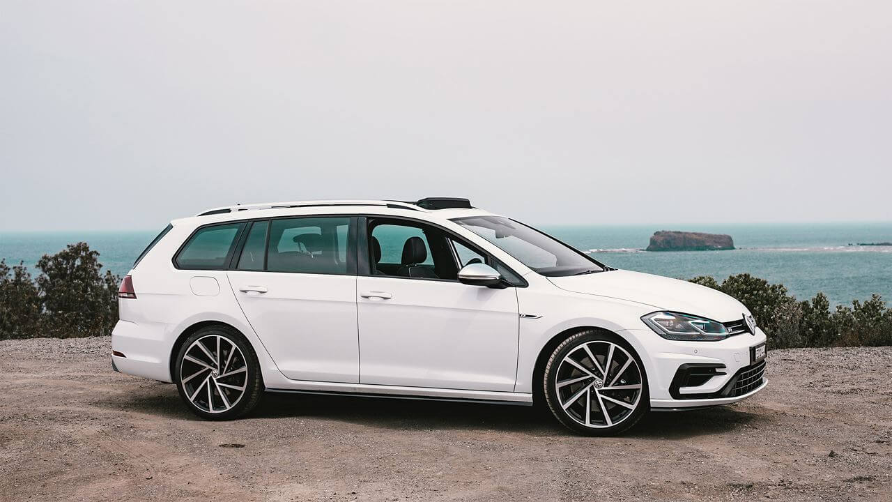 Golf Wagon Gallery Image 2